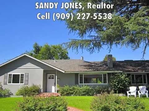 SOLD by Sandy Jones-Ray - UPLAND, CA - 737 N. Quince Avenue, 91786