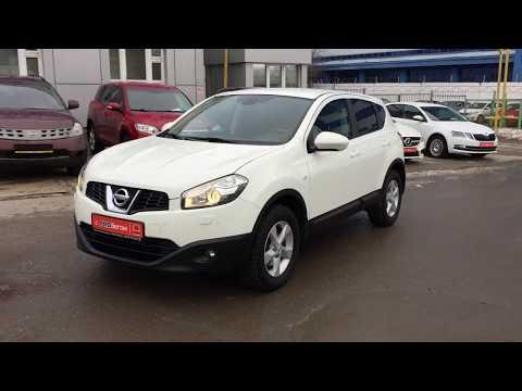 Купить Nissan Qashqai (Ниссан Кашкай) 2.0 CVT 2013 г. с пробегом бу в Саратове Автосалон