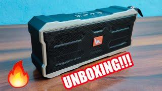 Ubon SP-6580 10W Bluetooth Speaker Unboxing + Audio Quality Test || Best Bluetooth Speaker