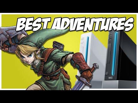 Top 10 Best Adventure Games On The Nintendo Wii - Wii 100   Hey Jay!