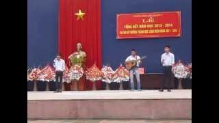 Tạm Biệt Nhé by Thành Trung guitar _ Đức chính và khắc Duy THPT Yên Khánh A