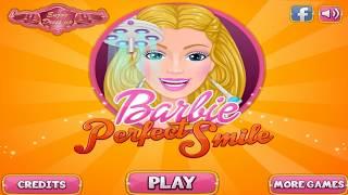 Как Барби получила великолепную улыбку  Barbie perfect smile