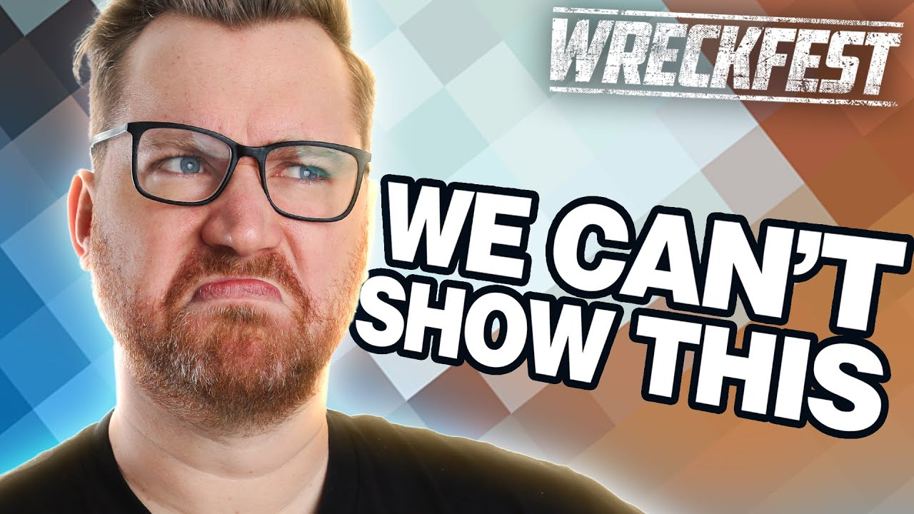 This is another one of THOSE videos (Wreckfest)