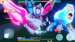Honkai Impact 3rd Open World Boss Lv 29