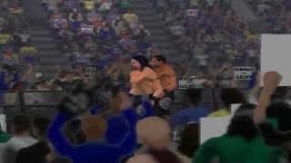 WWF Raw PC - Tag Teams Entrances