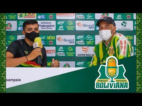 Podcast com Frank Sousa- Jogador de 97 e 98 da Bolívia querida