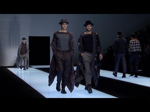 Giorgio Armani – 2016 Fall Winter Menswear Collection