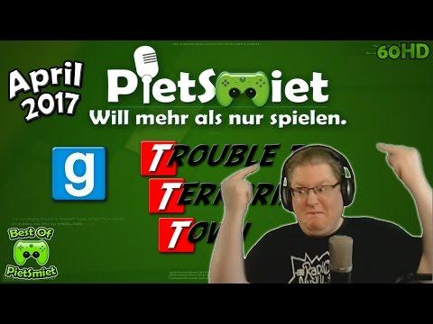 Best Of PietSmiet 🎮 Trouble In Terrorist Town ┊ APRIL 2017