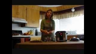 Hard Boiled Eggs In An Electric Pressure Cooker Final.wmv
