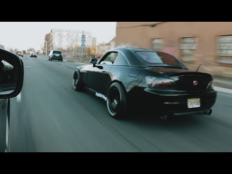 Wind Noise fix for hardtop + s2000 late night cruise