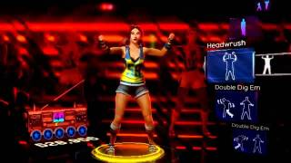 Dance Central - Evacuate the Dancefloor (Cascada)
