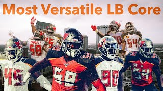 Most Versatile LB Core in the NFL || Tampa Bay Buccaneers ᴴᴰ