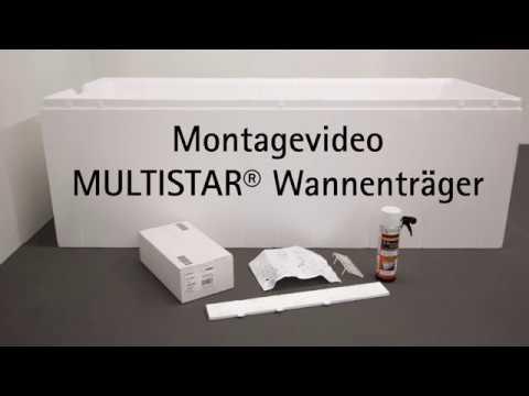 Bevorzugt Montage Wannenträger - SCHEDEL Bad + Design GmbH ZK99