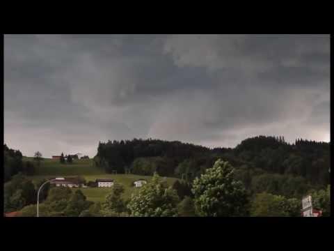 Unwetter Salzburg