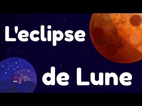 Éclipse Lunaire 🌒 du 21 janvier 2019