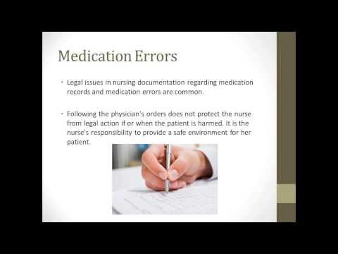 Medical Record Management: The Who, Why and How of Chart Documentation