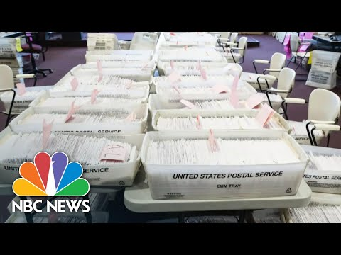 New Ruling In Pennsylvania Could Leave Some Mail-In Ballots Uncounted | NBC Nightly News