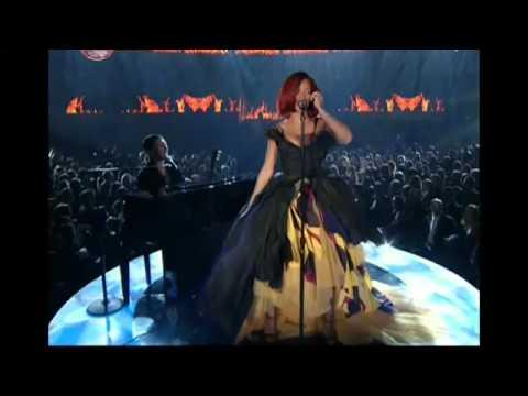 Eminem Grammys 2011 Feat. Rihanna, Skylar Grey, And Dr. Dre (Uncensored) [HD]