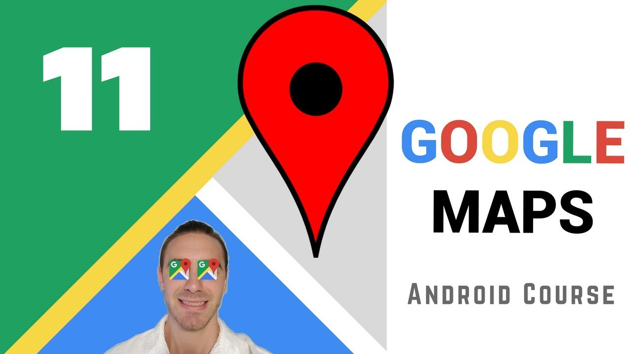 Custom Marker Info Window Android Google Maps Course Youtube