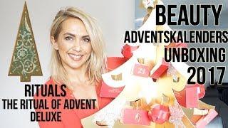 Beautyadventskalender unboxing - The ritual of advent deluxe van Rituals | Mrs. Beautyscene