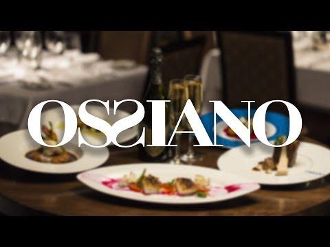 Restaurant Ossiano - Montreal West Island
