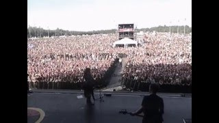 Evanescence - Tourniquet - Live At PinkPop (2003) [HD]