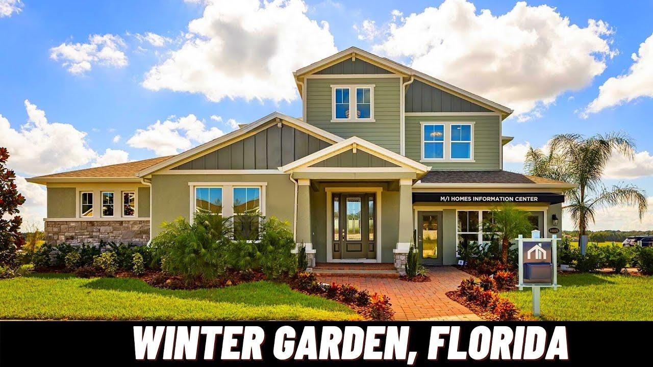 NEW HOMES IN WINTER GARDEN, FLORIDA   Serenity Model   Jones Group Real Estate