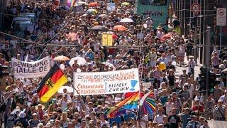 Gekündigt wegen Corona-Demo –  Gewerkschaftsvorsitzender Oliver Hilburger und Gerald im Interview