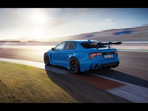 The 528-hp Lynk & Co Cyan Concept - A Race Car For The Road