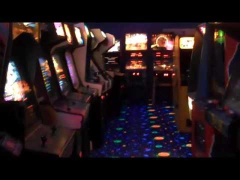 Private Video Arcade 3, Gilbert , AZ, classic 80's video games