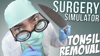 Surgery Simulator 2011 - Tonsil Surgery - Surgery Simulation Games