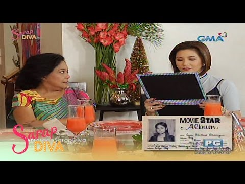 Sarap Diva: OId slam book ni Superstar Nora Aunor, sisilipin!