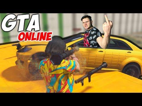 Кто тут БОСС? -  GTA5 online