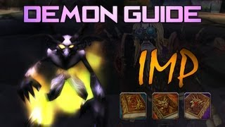Warlock Demon Guide | Imp [Cobrak]