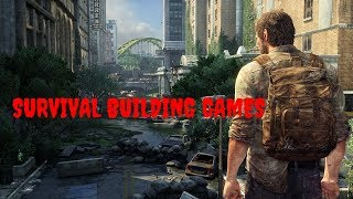 Top 10 Survival Building Games 0f 2018 Pc, Ps4, Xbox One { Build, Survive, Manage, Craft } 🌴🌴🌴