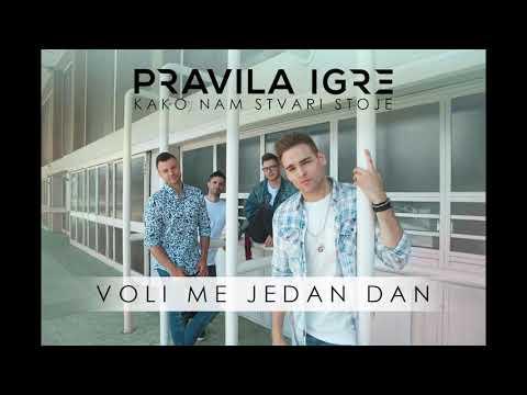 Pravila Igre - Voli me jedan dan (Official audio)