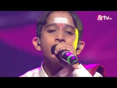 Vishwaprasad Ganagi - Ek Chaturnaar - Liveshows - Episode 24 - The Voice India Kids