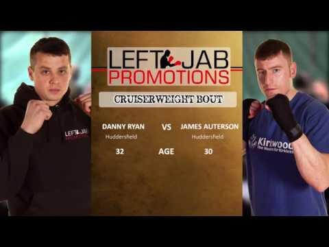 Boxing 4 Kirkwood: Danny Ryan vs James Auterson