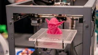 Смотрим глазами и руками! Курсы САПР и 3D-моделирования в Центре «Специалист» с 3D-принтером!