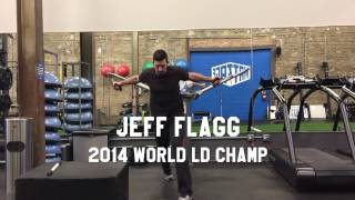 Golf Speed Workout with Jeff Flagg, 2014 Long Drive Champ