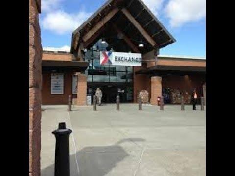 Base Exchange (BX) Tour at Joint Base Lewis-Mcchord