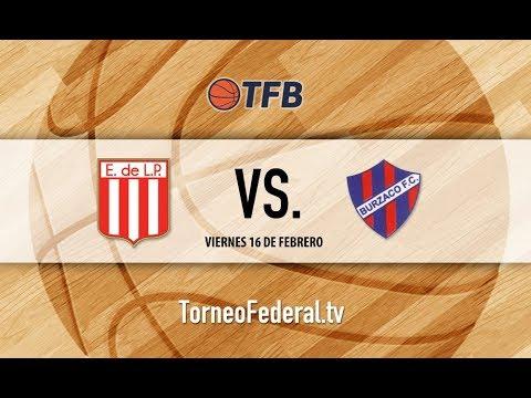 Metropolitana: Estudiantes de La Plata vs. Burzaco Football Club | #TFB