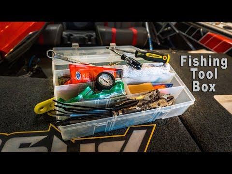 Fishing Tool Box – Why You NEED One