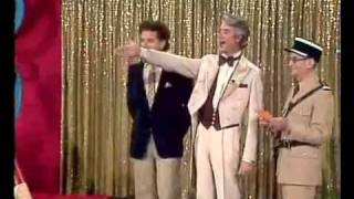 Louis de Funès in german television +++ENGLISH SUBTITLES+++