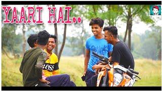 Yaari Hai - Tony kakkar | Run 4 fun | Friendship song  #desimusicfactory #tonykakkar  #Yaarihai
