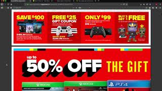 Gamestop Has The Best Black Friday Deals For 2019!! (i Know, I'm Surprised Too)