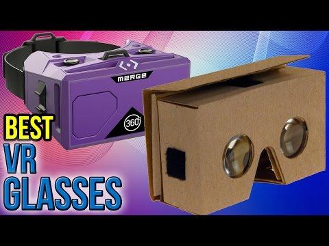 8 Best VR Glasses 2017