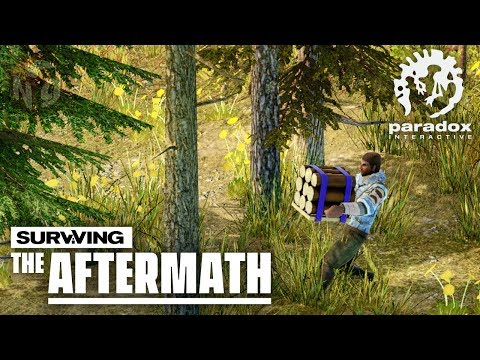 Surviving The Aftermath - Тотальная вырубка леса! #7
