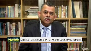 Corporate Tax Cuts Won't Help The Economy Immediately: Neelkanth Mishra