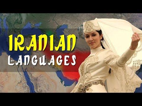 Iranian Language Family